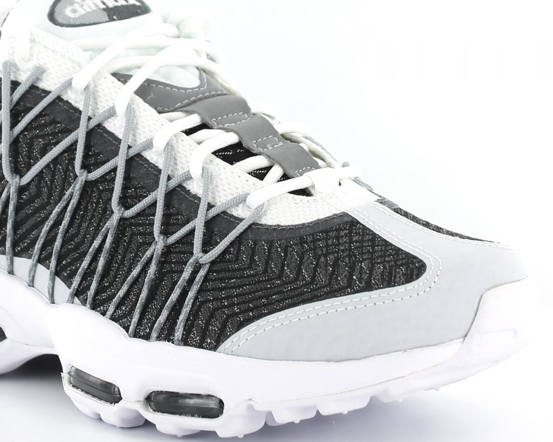 air max 95 blanc gris