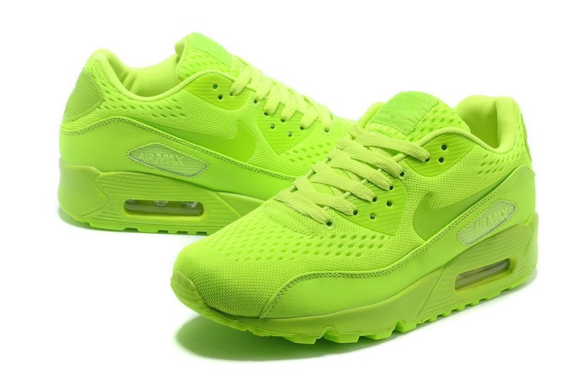 nike air max jaune fluo homme