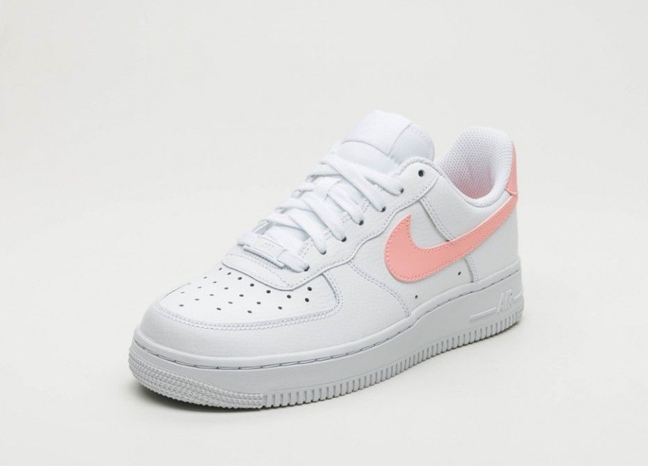air force 1 rose et blanche