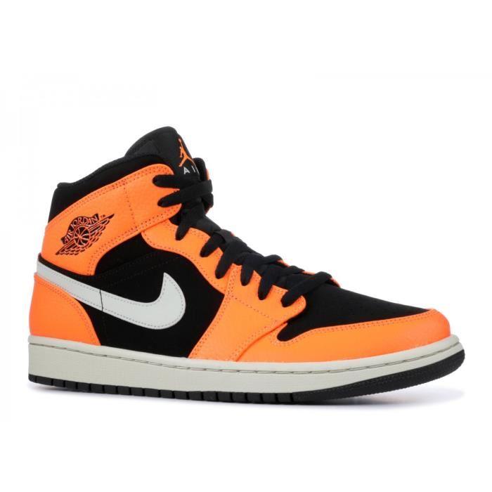 tout neuf 6519e 9e5a8 air jordan rouge orange