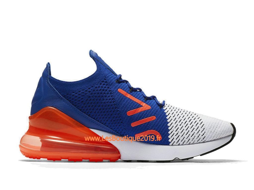 nike air max bleu et orange