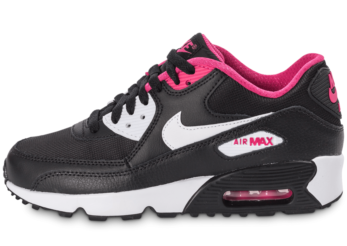 nike air max rose et blanche