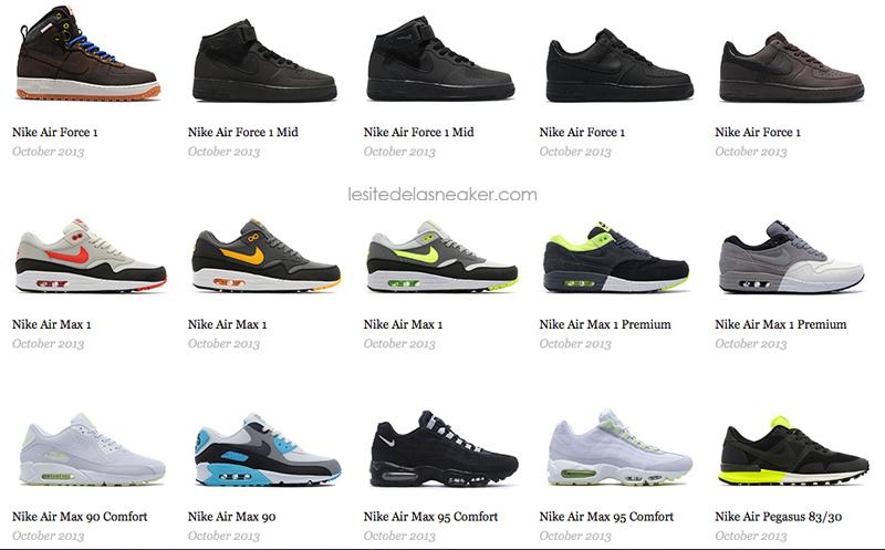 magasin d'usine 1d185 1b446 Tout Max Air Modele Nike Les mNv0nO8w