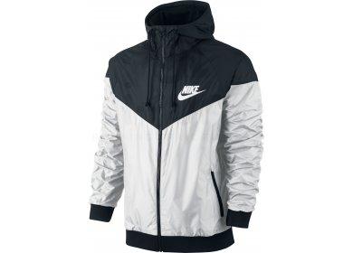 veste coupe vent femme sportswear heritage windbreaker multicolore ar25111 nike